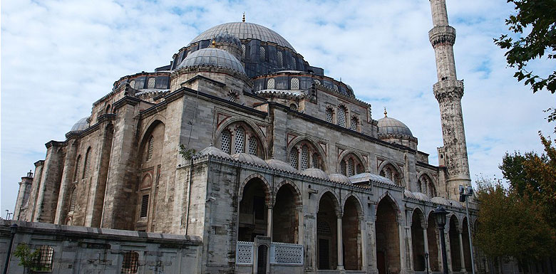 Şehzadebaşı Camii