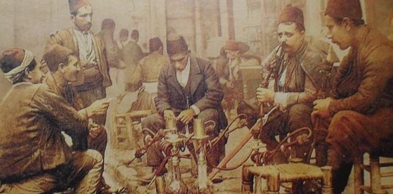 Osmanlı nargile