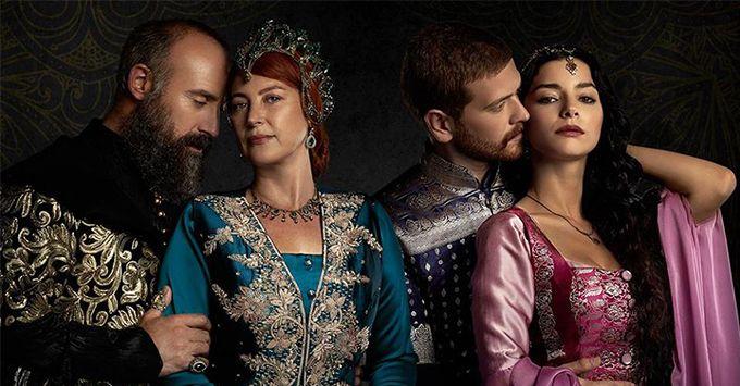 Ottoman Couple