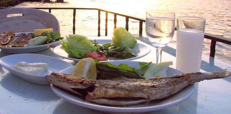 Anasonlu Balık Festivali