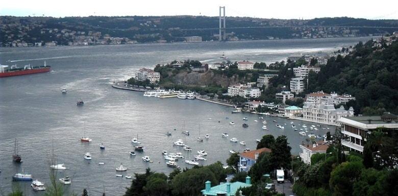 İstanbulun En Güzel Semti Bebek