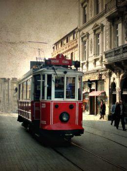 To enjoy Beyoğlu district…