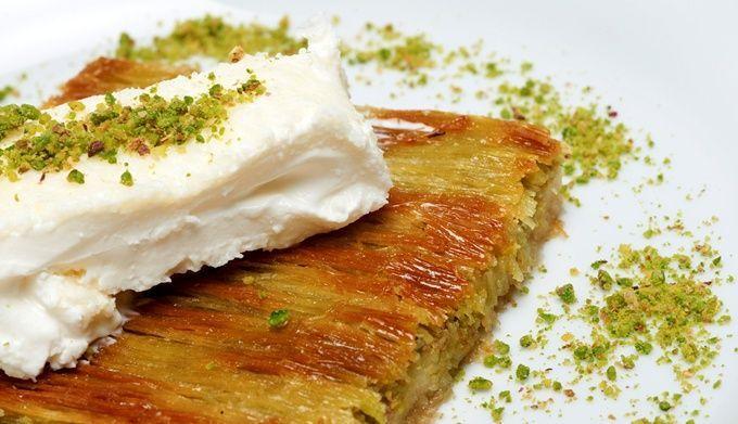bread qatayef turkish desserts