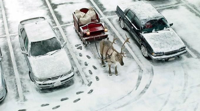 santa-clause-parking