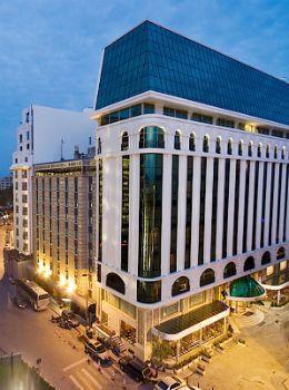 Elite World Hotel Istanbul