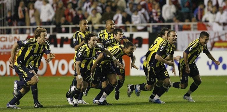 Fenerbahçe Şampiyonlar Ligi