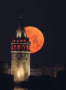 Galata Kulesi'nin Hikâyesi