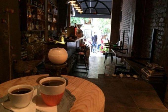 geyik coffee roastery cihangir