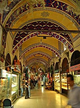 The Grand Bazaar Walk