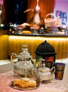 Geleneksel iftar keyfi Mövenpick Hotel Istanbul'da çıkar