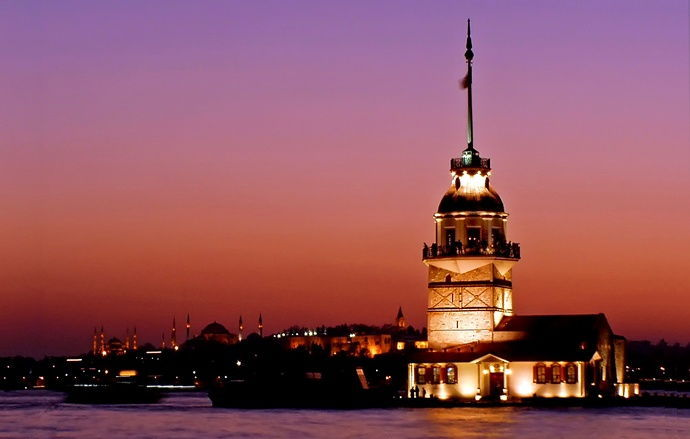 maidens-tower-istanbul-sunset