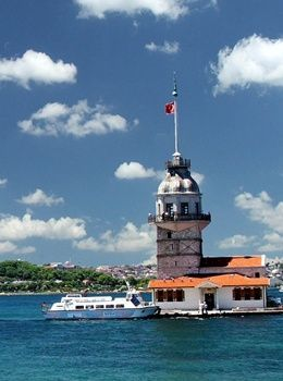 A Mystery of Istanbul: Maiden's Tower