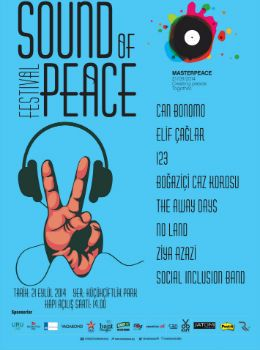 "MasterPeace ""Sound Of Peace"" Festivali"