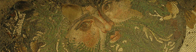 Mosaic at the Istanbul Mosaics Museum