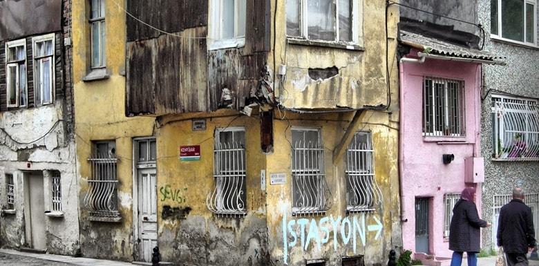 Samatyanın Tarih Kokan Sokakları