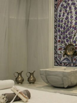Indulgent new Hammam suite for couples opens at The Ritz-Carlton