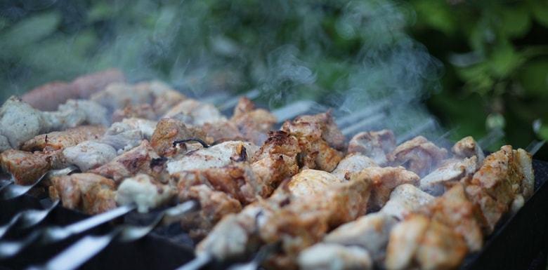 Shish Kebab Turkish Flavors