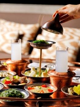 Turkish Traditional Flavors in Istanbul
