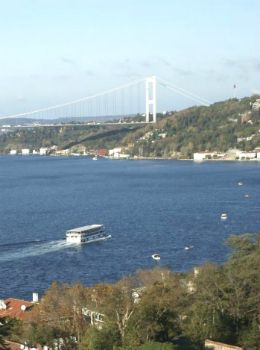 Jewish District and Bosphorus Cruise