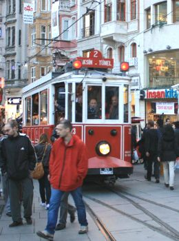 Istiklal Street & Galata Genoese Walks