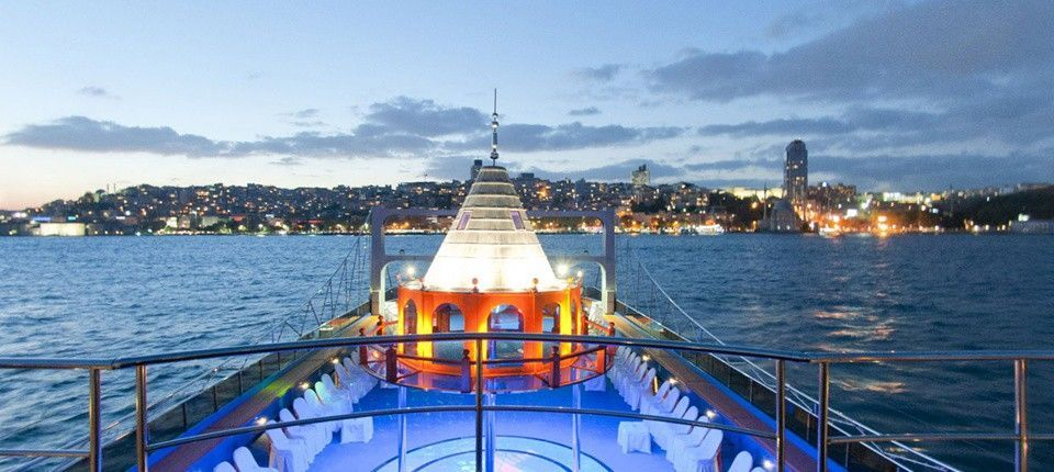bosphorus dinner cruise istanbul tourist pass