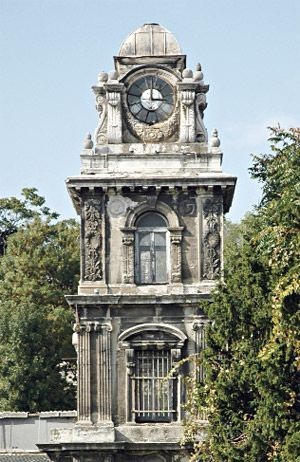yildiz-palace-clock-tower