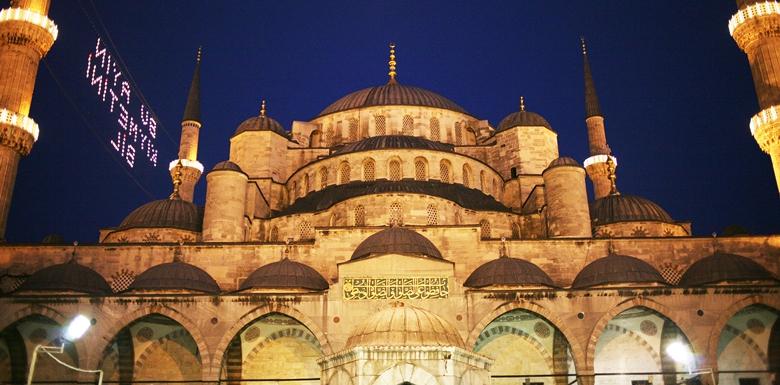 İstanbul Sultanahmet Camiisi