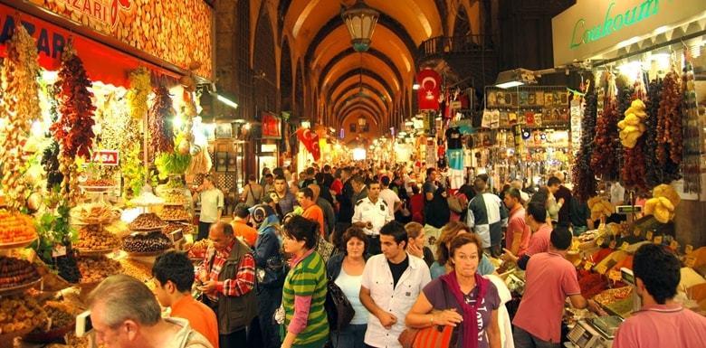 İstanbul Mısır Çarşısı