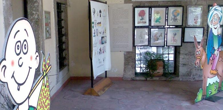 Karikatür ve Mizah Eserleri Müzesi