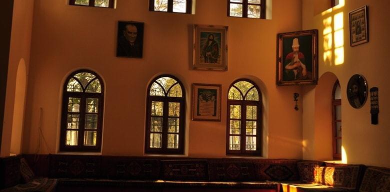 Şahkulu Sultan Dergahı