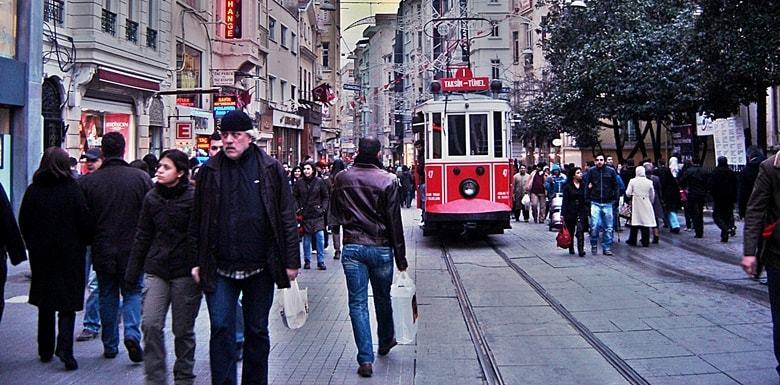 Beyoğlu Shopping Arcades