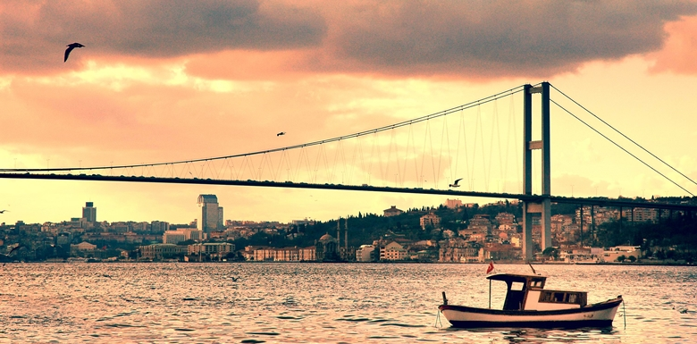 Mutlaka Çengelköy'ü Gezin