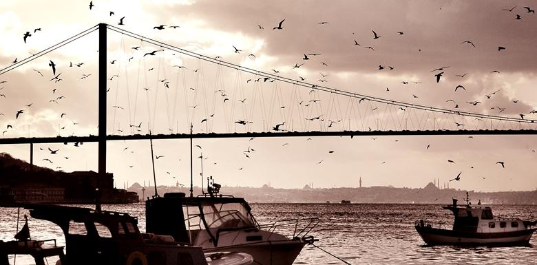 İstanbul Çengelköy Manzara