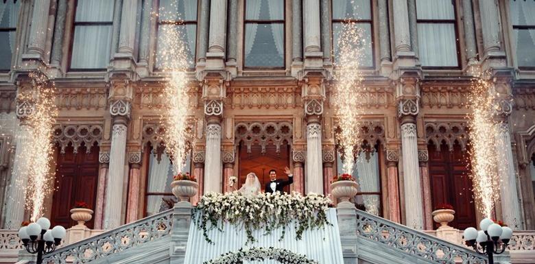 Çırağan Sarayı Düğün