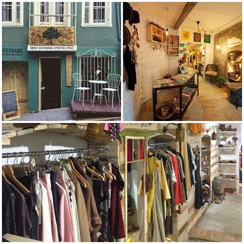 istanbulda vintage dükkan