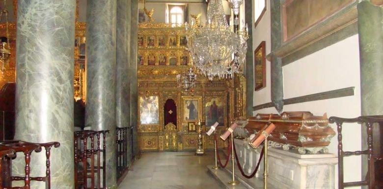 Fener Rum Patrikhanesi Tarihi