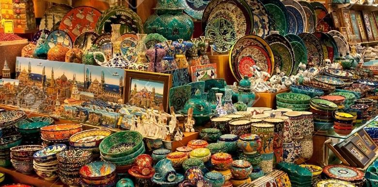 Giftware Peculiar to Istanbul