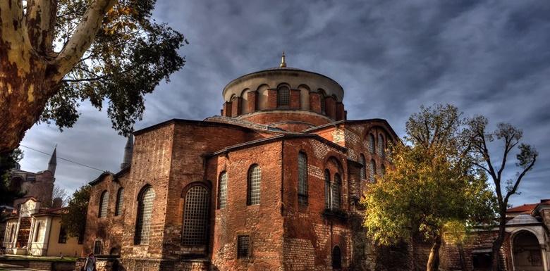 Hagia Aya İrini Kilisesi