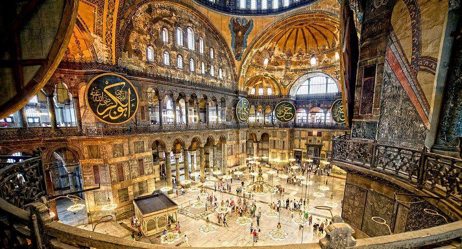Hagia Sophia Museum - Istanbul