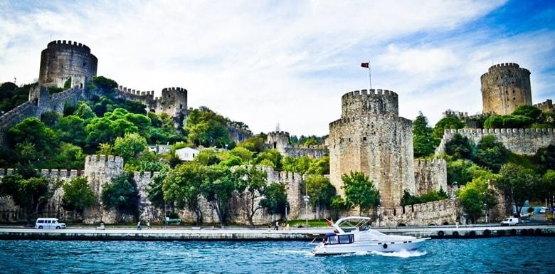 İstanbul Boğazı Hisar