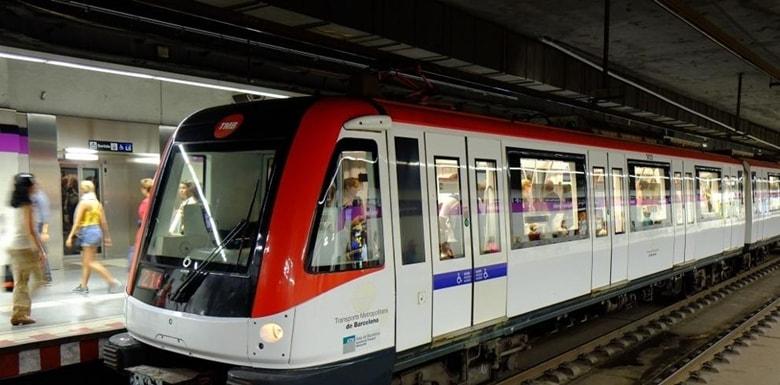 Lastik tekerli metro 500T