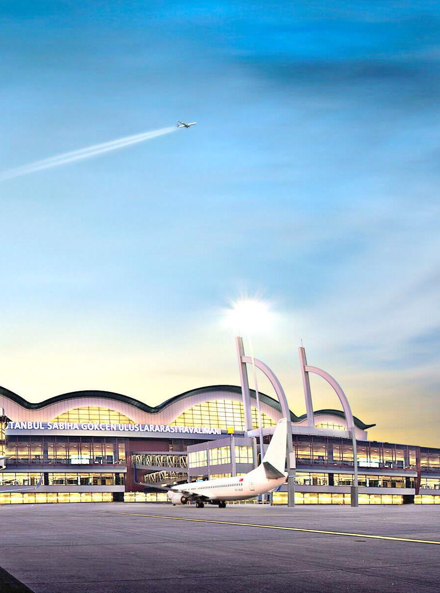 Istanbul Sabiha Gökcen Airport