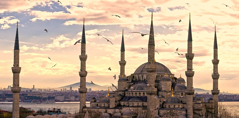 Mimar Sinan Süleymaniye Camii