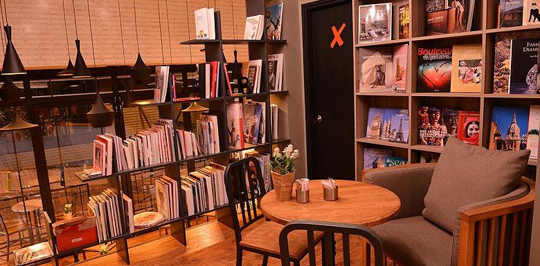 Bookshop Kadıköy