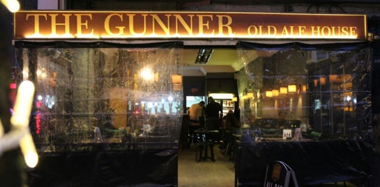 The Gunner Old Ale House