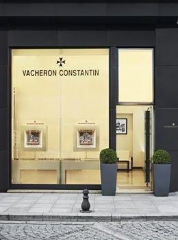 Vacheron Constantin Nişantaşı'nda!