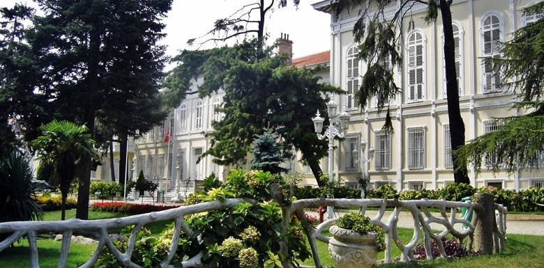 Istanbul Yıldız Palace