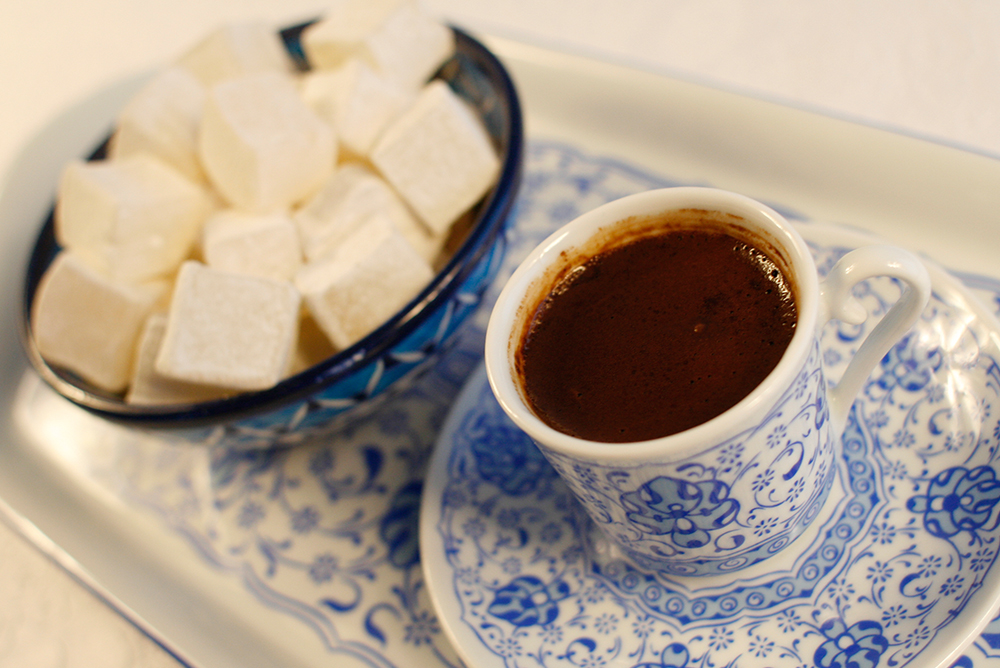 Turkish Coffee Trail | Istanbul Turkish Coffee Experience