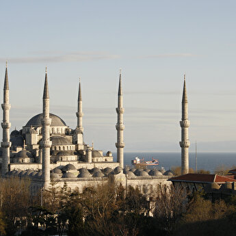 Blue Mosque Area - Ottoman & Byzantine Heritage