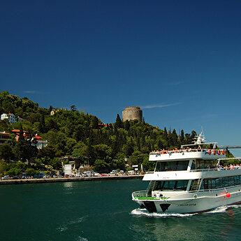 Bosphorus Cruise & Sightseeing Golden Horn